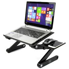 Portable Laptop Desk On Wheels by Laptop Riser For Desk Best Home Furniture Decoration