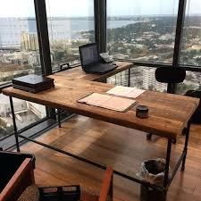 Office Desk Woodworking Plans Desk L Shaped Desk Woodworking Plans L Shaped Desk Reclaimed