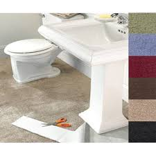 Cut To Size Bathroom Rugs Bath Carpet Wall To Wall Bath Carpet Wall To Wall Bathroom Carpet
