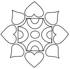 25 unique rangoli patterns ideas rangoli design