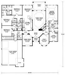 house plans with garage on side 1 ranch house plans with side garage on pretentious design nice