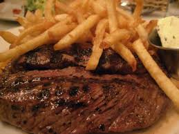 balthazar bar steak frites the avid appetite