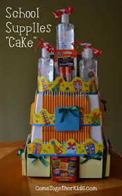 best 25 teacher supply cake ideas on pinterest supplies