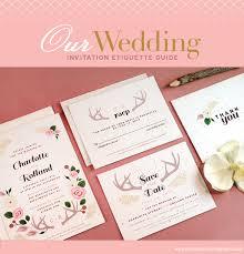 wedding invitations etiquette wedding invitations etiquette guide botanical paperworks