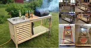 diy outdoor kitchen ideas diy outdoor kitchen ideas designed for your bungalow diy outdoor