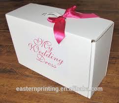 wedding dress box custom corrugated wedding dress shipping box buy wedding dress