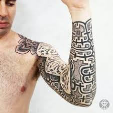 21 beautiful tribal patterns tattoo designs by brian gomes