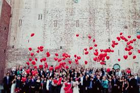 send a balloon the canopy artsy weddings weddings vintage