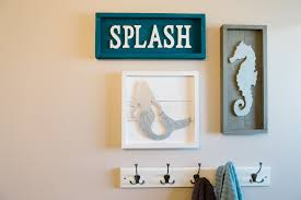 nautical bathroom decor the wood connection blog