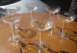 vintage champagne glasses hollow stem champagne glass cbaarch com