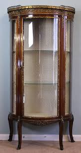 antique display cabinets with glass doors antique vitrine glass display cabinet antiques atlas