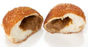 Pan de curry