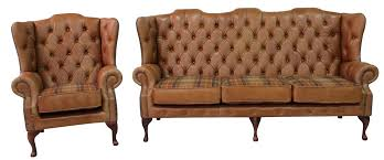 vintage chesterfield sofa chesterfield ludlow 3 1 high back wing sofa