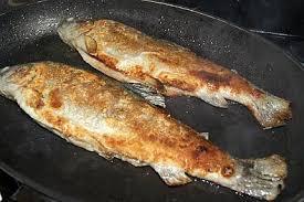 cuisine truite recette de truite à la sauge par mamyloula