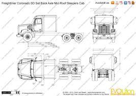 image result for freightliner blueprints freightliner pinterest