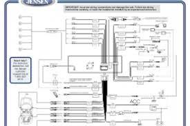jensen wiring diagram wiring diagram