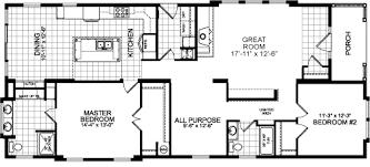 Titan Mobile Home Floor Plans Titan Home Model 815 Modular Home Moore U0027s Homes Schoharie