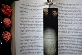 mgen si e harry potter bookmark light and