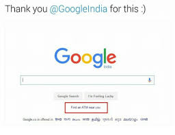 Google Memes - thank you india for this google google search i m feeling lucky find