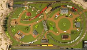 coffee table n scale layout idea model train forum the