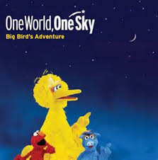 one world one sky big bird s adventure