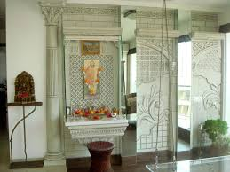 small modern pooja room designs courtesy of zingy homes