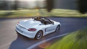 Porsche Boxster Non Convertible - porsche boxster spyder 2015 review by car magazine