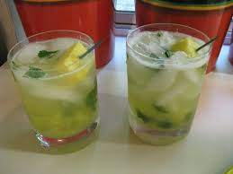 pineapple mojito recipe mojito mojo kel u0027s cafe of all things food