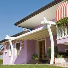 tettoia in legno per terrazzo tettoia per terrazzo tutti i produttori design e dell