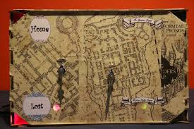 Map Of Harry Potter World by Build The Marauder U0027s Clock The Magpi Magazinethe Magpi Magazine