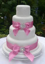 cake ribbon wedding cakes with brooches and ribbon criolla brithday