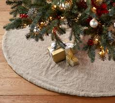amazing design pottery barn tree skirt buffalo check