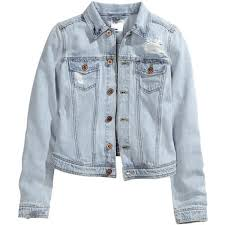 Light Denim Jacket Light Blue Jean Jacket Outdoor Jacket