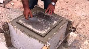 Extreme Ferramenta de Produção de caixas de concreto - YouTube @FD49