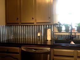 tin kitchen backsplash kitchen cool diy faux tin kitchen backsplash with vase top 12