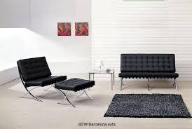 Barcelona Armchair Barcelona Chair 801 China Mainland Office Sofas