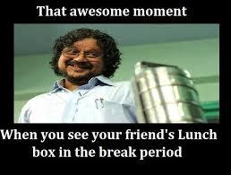 School Lunch Meme - funny school class memes jokofy pictures