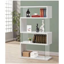 Green Bookcase Brayden Studio Ignacio 63