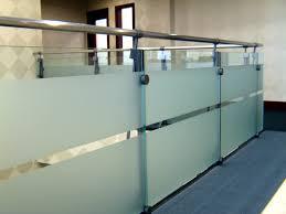 glass railing systems falcon clipgoo alkagra seni