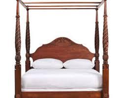 queen bed etsy