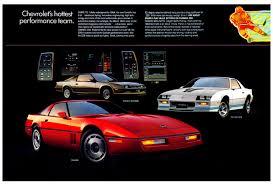 value of 1984 corvette directory index chevrolet corvette 1984