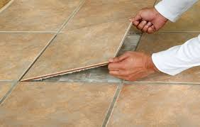 how to replace broken tile on your floor