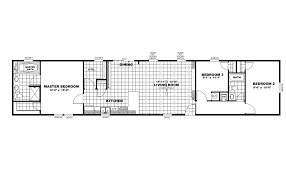 3 bedroom single wide mobile home floor plans clayton homes of frazeysburg oh new homes