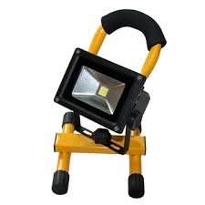 smart electrician rechargeable work light i zoom versa beam flood light rechargeable portable work light