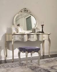 Mirrored Furniture Bedroom Sets Metallic Silver Comforter Bedroom Sets Luxury Bedding Grey And