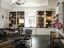 lighted bookcase houzz