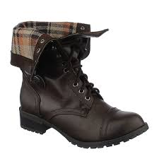 s fold combat boots size 11 shiekh brown s fold combat boot oralee s boots shiekh com