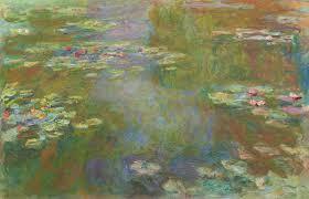 Claude Monet Blind Daily Art Story Monet U0027s Water Lilies Museu Ms