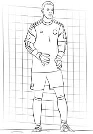 neymar barcelona famous athletes brazil coloring page sports