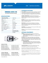 senza 206 larson pdf catalogues documentation boating
